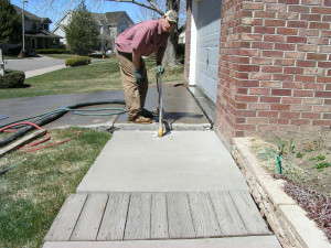 Denver Concrete Repair