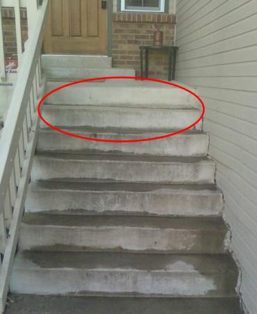 Steps After Concrete Repair