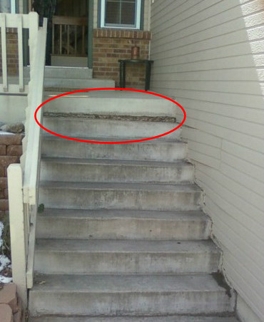 Steps Before Concrete Repair